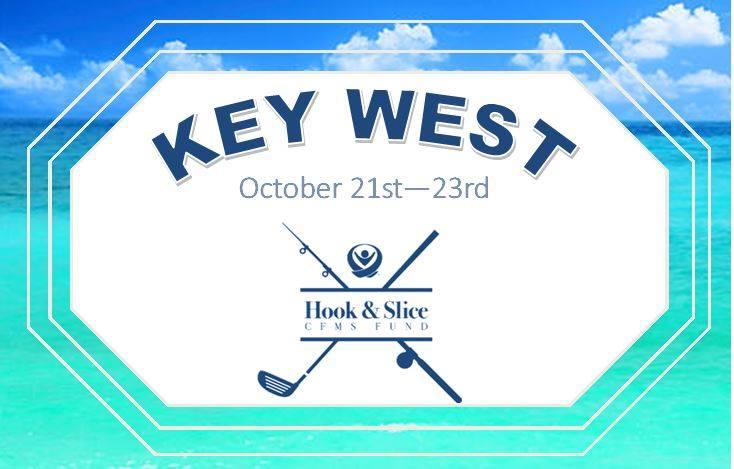 Off The Hook Key West Custom CFMS Key West Hook And Slice Fundraiser My Key West Portal Is The