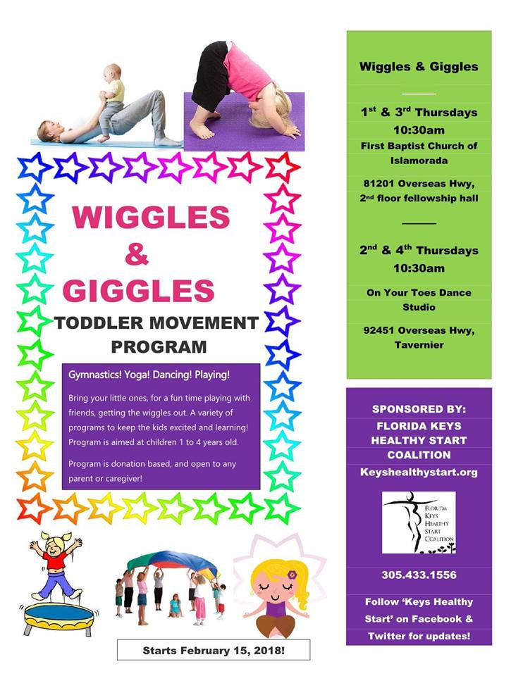All Events For Toddler Movement Program My Key West Portal Is The