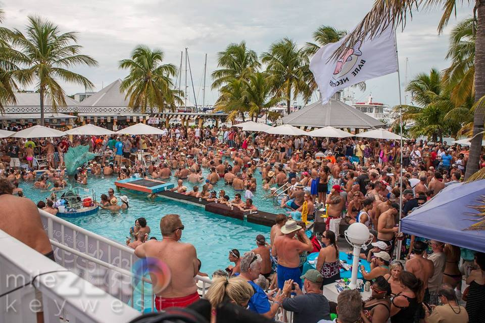 Halos & Horns Pool Party - My Key West Portal is the Social Calendar ...